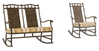 Types of Wicker Rocking Chairs