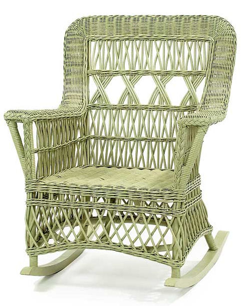 types of wicker rocking chairs blog wicker home patio