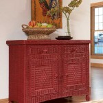 Multi-Purpose Wicker Cabinets – For Anywhere and Everywhere