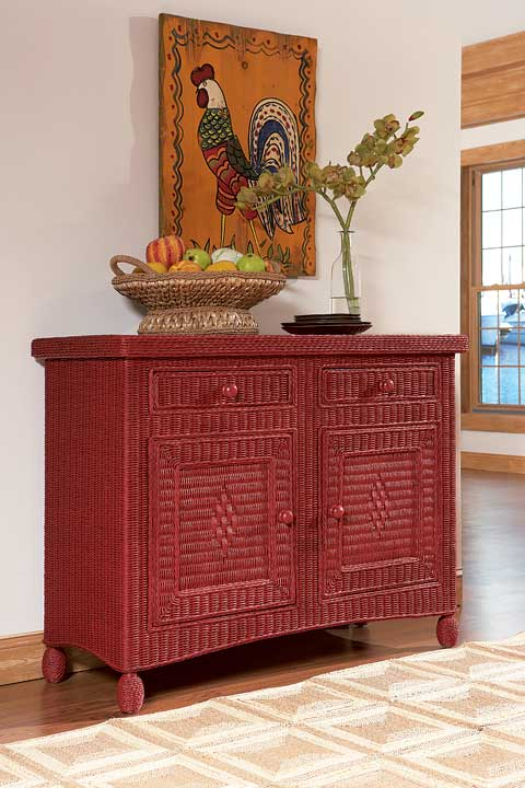 Step Up Your Style with a Variety of Wicker Baskets