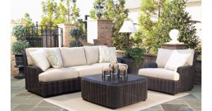 Aruba High End Outdoor Resin Wicker Furniture