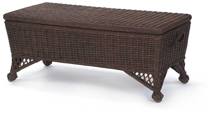 Start A New Tradition With Wicker Hope Chests