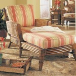 Blending Wicker With British Colonial Elegance