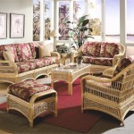 The Rattan Used In Furniture