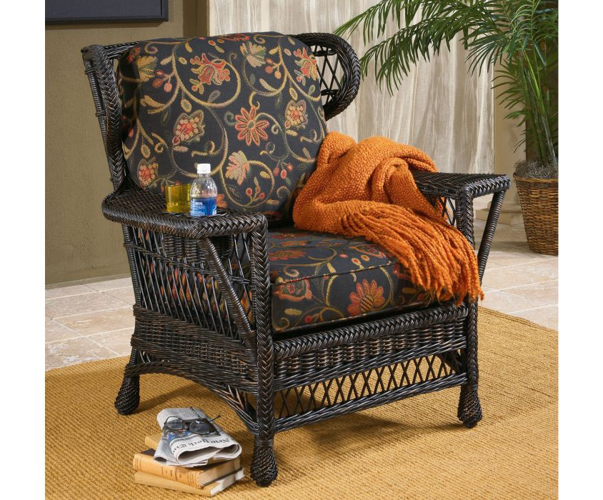 Bar Harbor Wing Back Chair