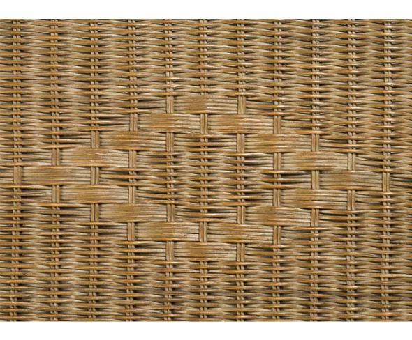 Wicker Closeup with Diamond Shape