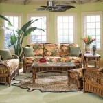 Finding Wicker's Place In Colonial American Decor