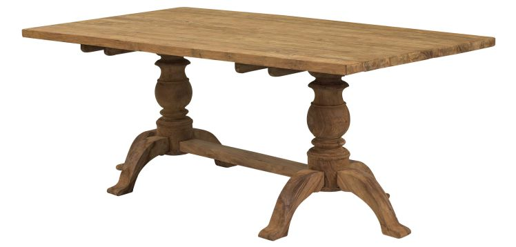 All Wood Table