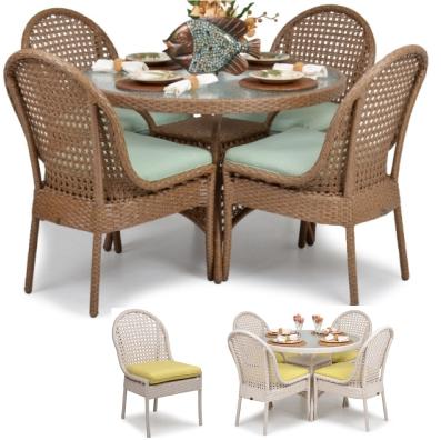 5-piece dining set-th
