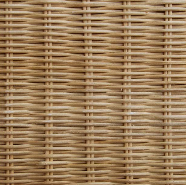 Honey Finish Wicker Swatch