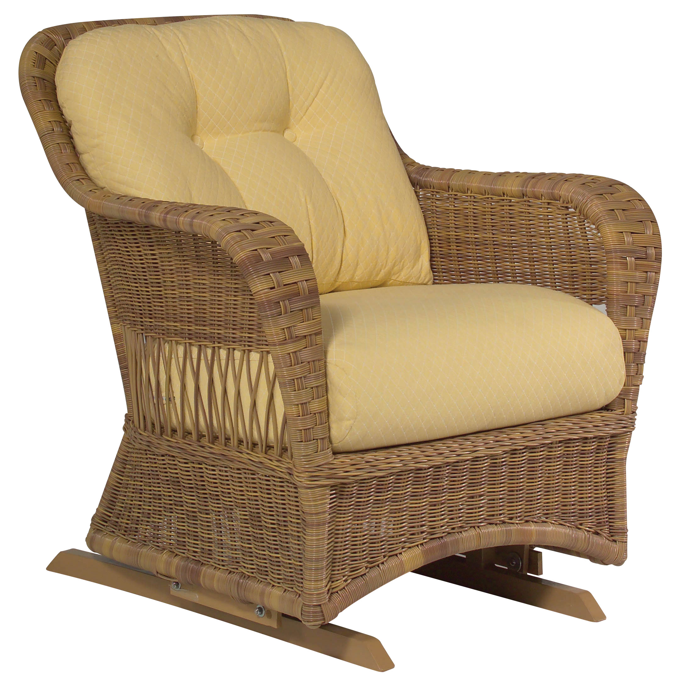 Sommerwind Outdoor Wicker Glider Chair S596081