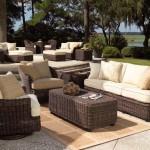 Rejuvenate Pool Areas w/Wicker Furniture Clusters