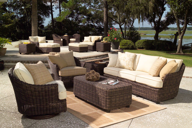 Sonoma Resin Outdoor Wicker Collection