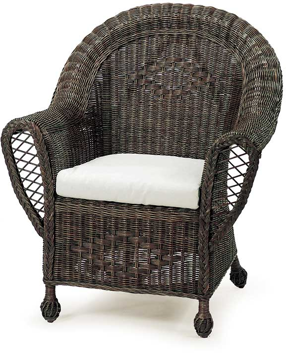 Heirloom Wicker Chair