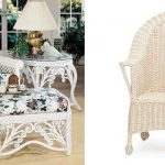 New Wicker vs Old Chair Comparison