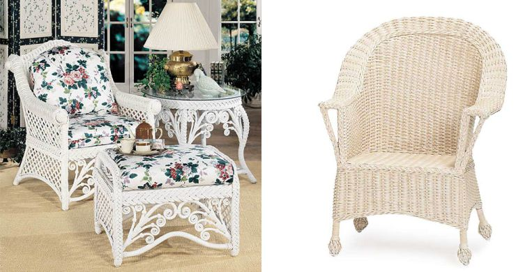 New Wicker Versus Old: Making The Choice