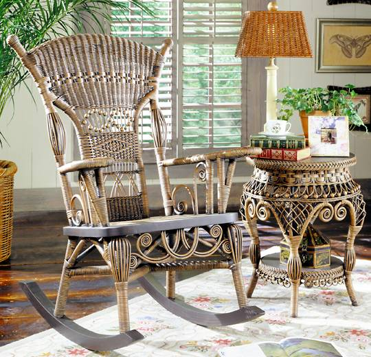 What Style Wicker Chair is Right for You?