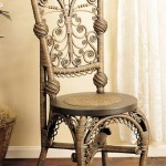 Portrait, Hallway and Reception Chairs: Ornamental Seating