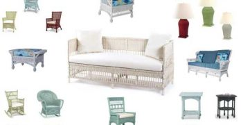 Coastal Wicker Furniture