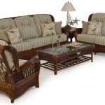 Aruba Indoor Rattan Sunroom Furniture