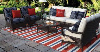 Isabel Outdoor Resin Wicker Furniture