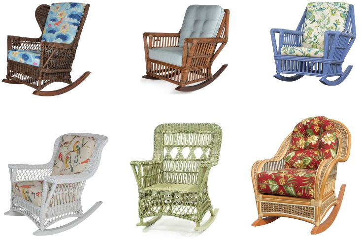 What Makes A Great Rocking Chair Blog Wicker Home