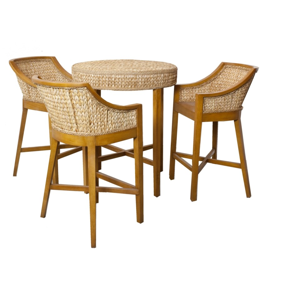 Orkney Barstools with Pub Table