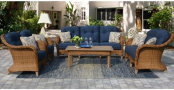 Savannah Outdoor Resin Wicker Furniture