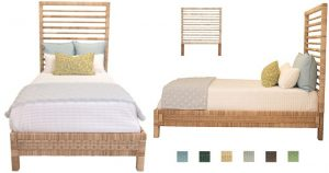 Wicker Rattan Headboards