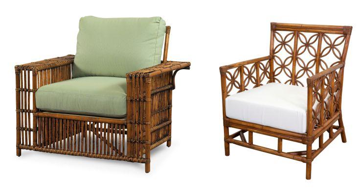 Waterside Rattan Lounge Chair - Gracie Lounge Chair